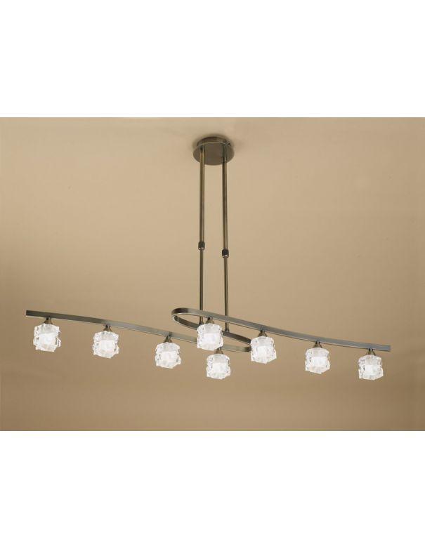 Lamparas mantra lamparas modernas baratas lamparas modernas techo lamparas techo baratas - Lampara de techo para dormitorio ...