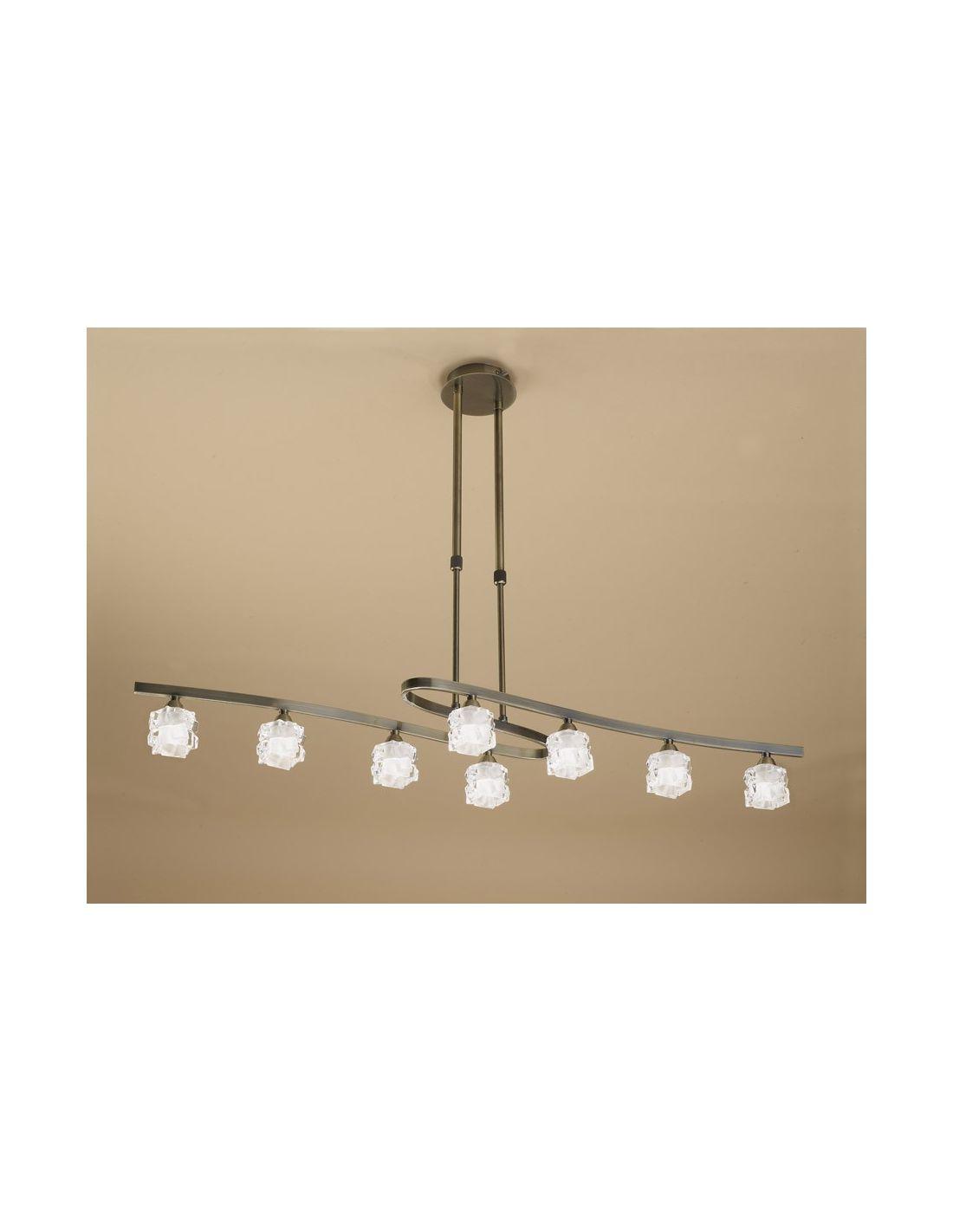 Lamparas mantra lamparas modernas baratas lamparas - Lamparas de dormitorio ...