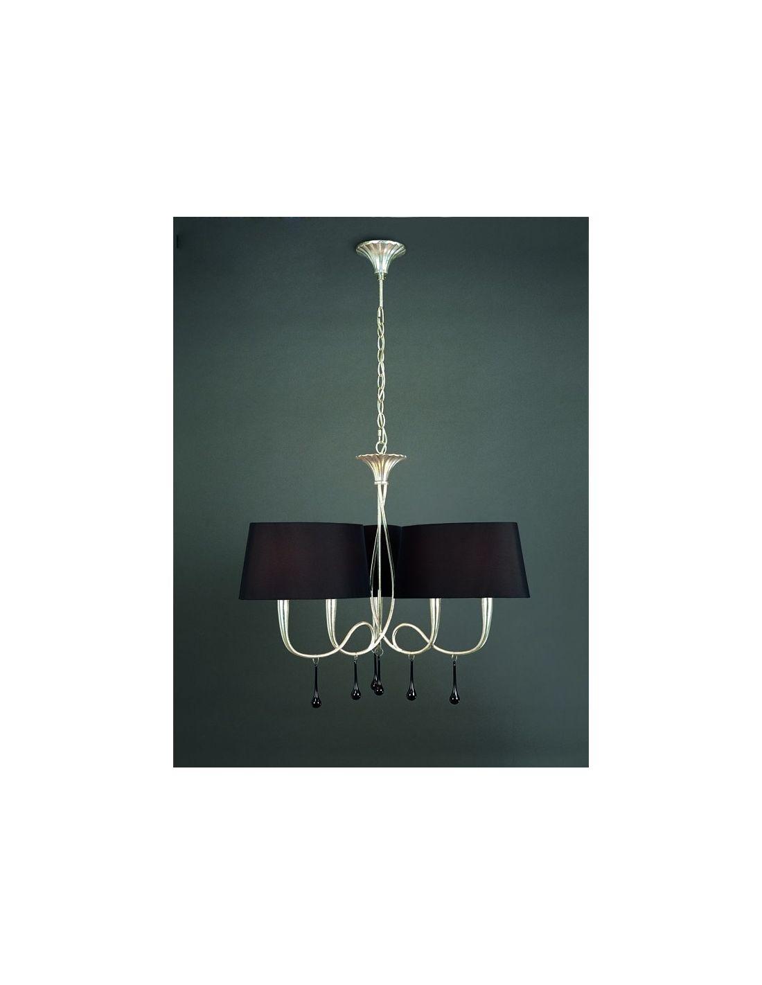 Lamparas modernas lamparas mantra lamparas doradas - Lampara de arana moderna ...