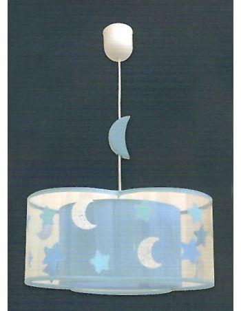Lámparas Infantiles Azules
