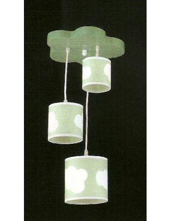 Lámparas Infantiles Verdes