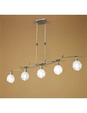 Lámparas Lineales Doradas