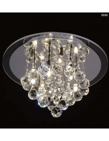 Lámpara Colección Cristal