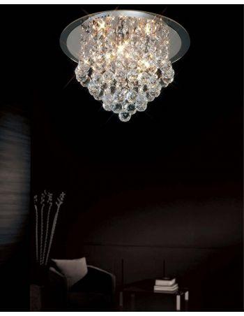 Lámparas Mantra Cristal