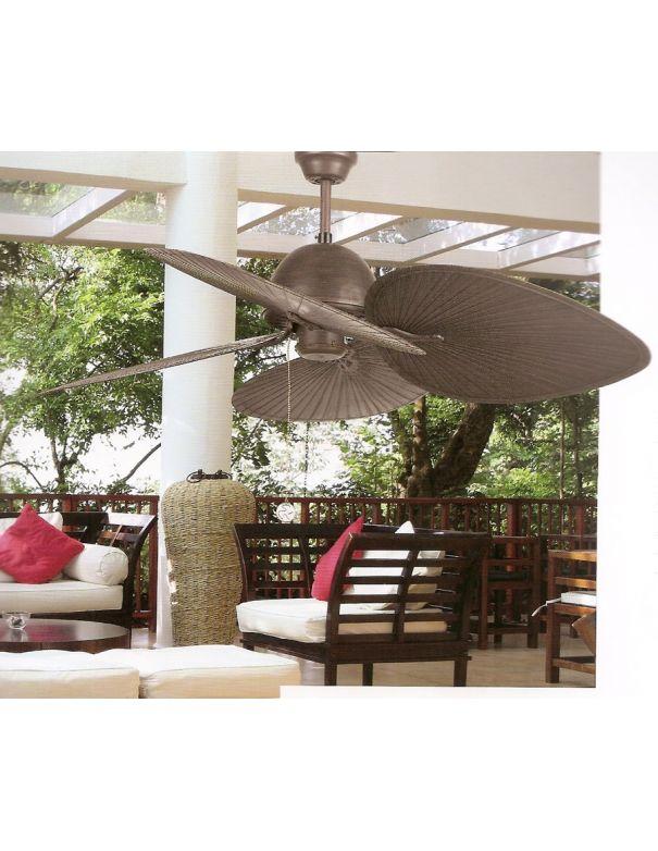 Ventilador cuba de techo ofertas for Oferta ventilador techo
