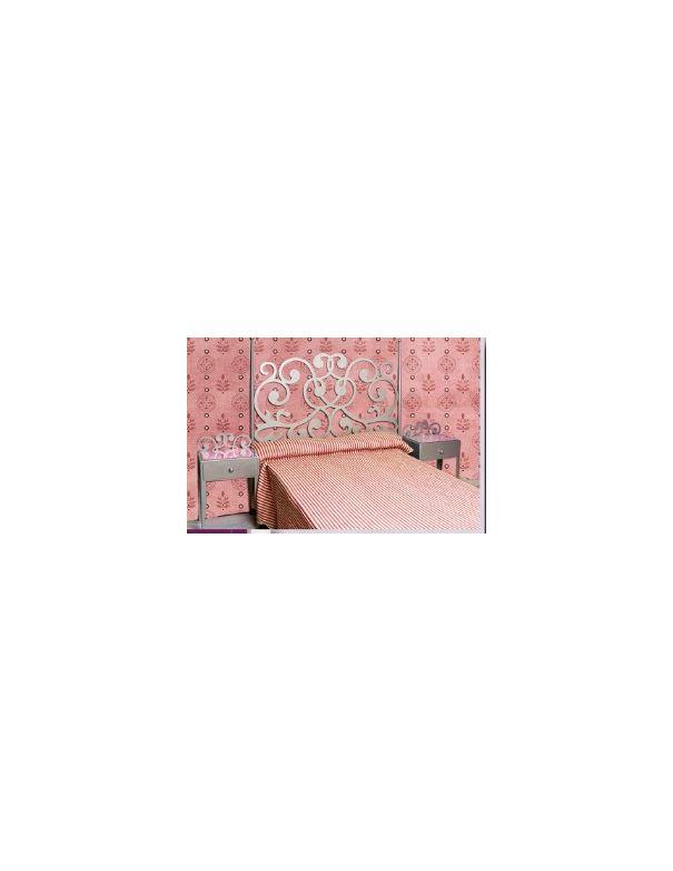 Cabeceros de cama modernos en forja econ mica tienda online - Cabeceros forja modernos ...