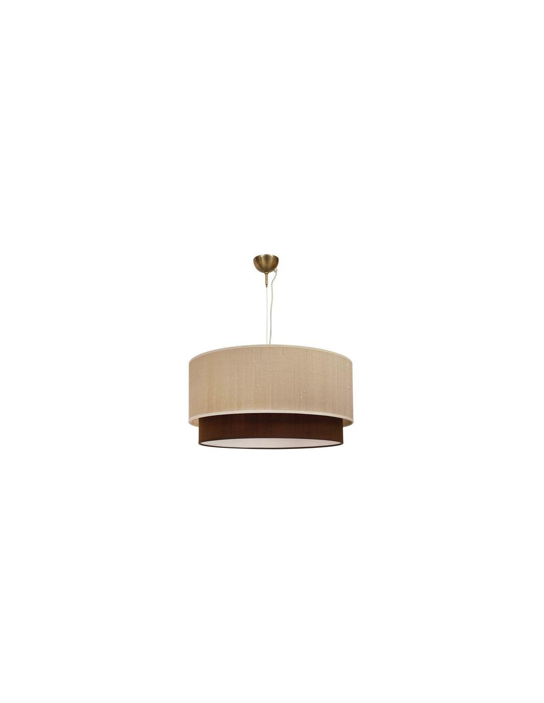 Lamparas actuales lamparas marrones y beige lamparas - Venta de lamparas de techo ...