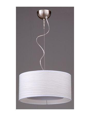 Lámpara Colgante Blanca