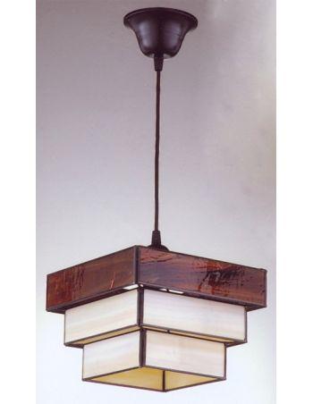 Lámparas de Colgar Tiffany
