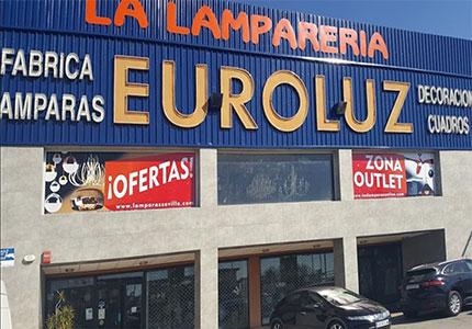 Tienda Lámparas Sevilla